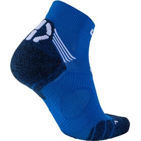 UYN Run Super Fast Sokken Heren, blauw/wit